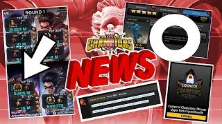 Blade Arena Results, Best Marvel Champions Devices, War Prize Bug + More [MCN]