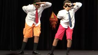 Funniest dance on Hindi song .. Rocking Dance ... Must watch