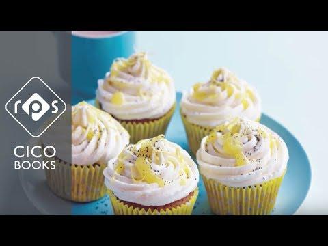 LOLA's Lemon Poppy Seed Cupcake Recipe