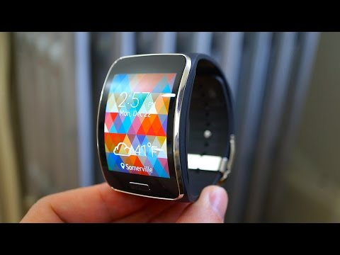 Samsung Gear S Review: More Smartphone than Smartwatch