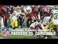Packers Vs Cardinals Divisional Playoff Highlights Nfl