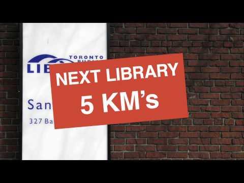 Save Toronto Public Libraries (abridged)