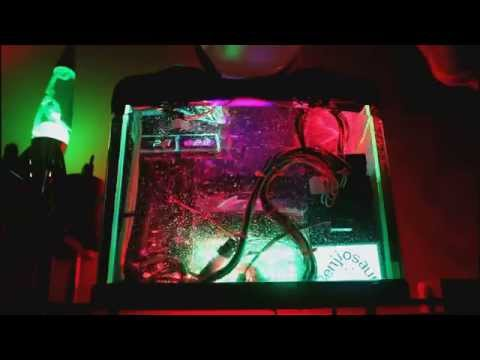Mineral Oil Gaming PC