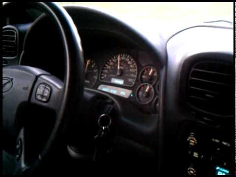 2002 Oldsmobile Bravada K&N Intake Noise