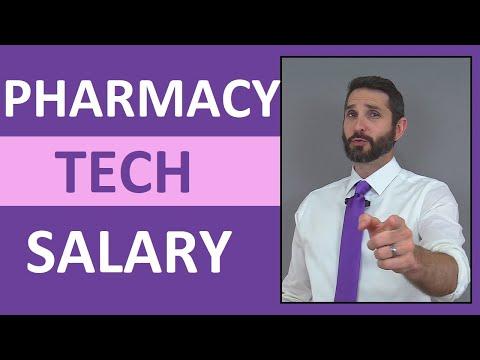 Pharmacy Tech Salary | How Much Money Does a Pharmacy Tech Make?