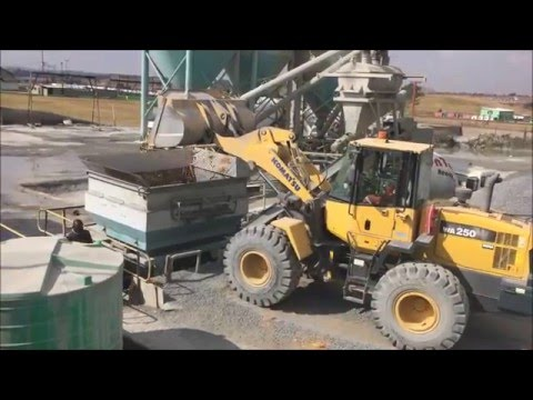 Karoo Batch Plant Demonstration at OnTime Readymix