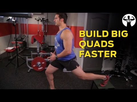 Brutal Tip for Bigger Legs (NO weights needed)