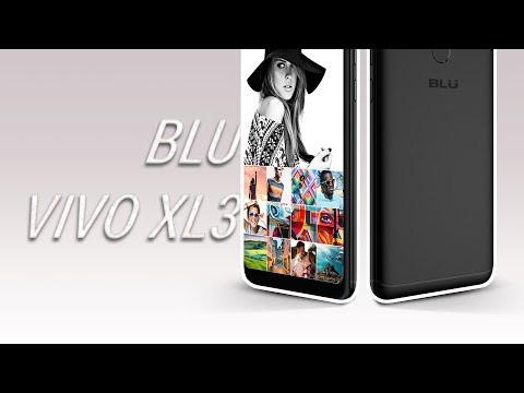 BLU Vivo XL3 hands on