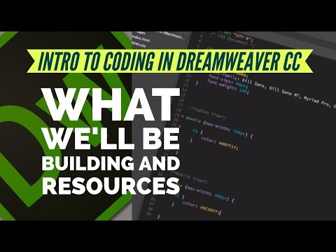 Making your site responsive in Dreamweaver CC 2017  [04/13]