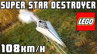 [ROCKET POWERED] LEGO Star Wars Super Star Destroyer! - (67 MPH)