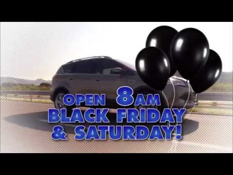 AL Piemonte Ford Black Friday Sale