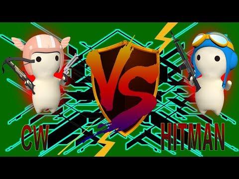 HITMAN VS CW - Kill The Devil [MilkChoco Clan Battle]