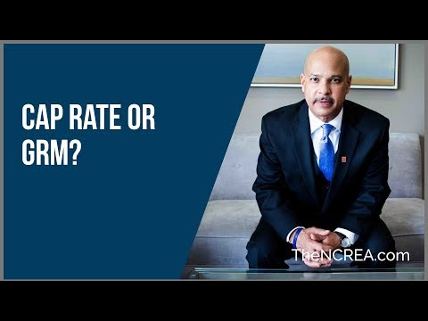 Cap Rate or GRM?