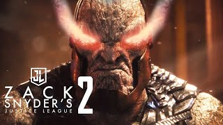 Justice League Cancelled Trilogy Plot - Deleted Scenes Breakdown