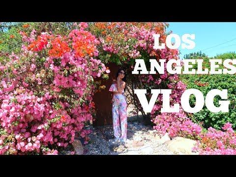 LOS ANGELES VLOG 2017 | HOLLYWOOD SANTA MONICA PIER + MALIBU