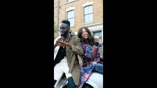 Mahalia & Kojey Radical - One Night Only (Vertical Video)