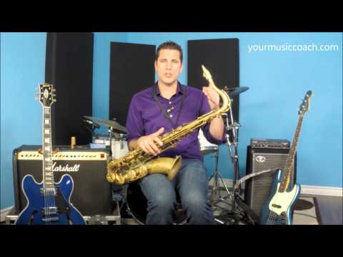 Beginner Guide To Saxophone Mouthpieces - The Music Coach