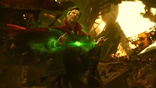Download Doctor Strange Looks into the Future| Avengers Infinity War Video