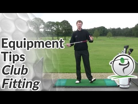 Golf Club Fitting Guide - Factors to Consider When Getting Fitted