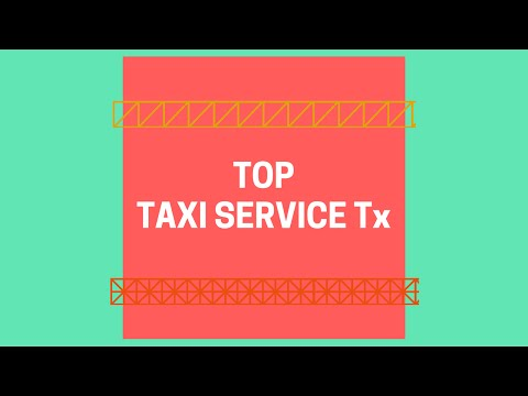 Local Taxi Service Fort-Worth Tx, Texas