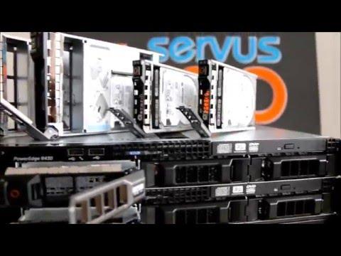 2 x Serwer Dell PowerEdge R430 + 1 x Serwer Dell PowerEdge R730 Servus Comp