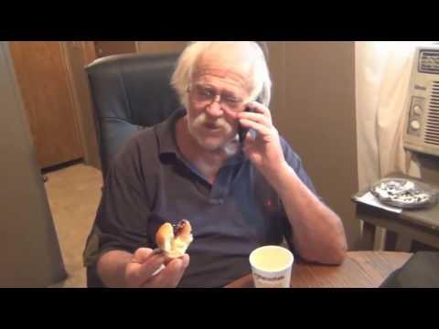Angry Grandpa's Dunkin Donuts Rage!