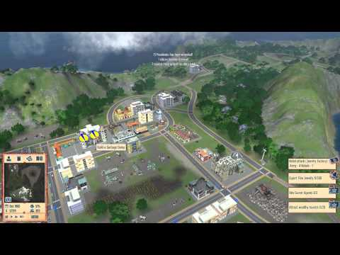 Tropico 4 - The Clandestine War Walkthrough Gameplay PC