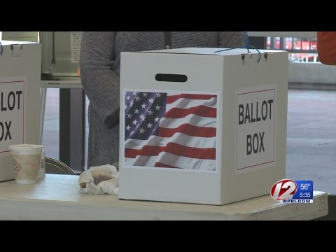 Early voting ends in Massachusetts