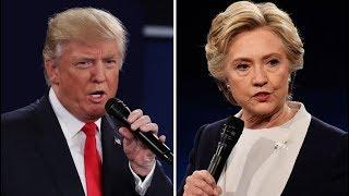 Trump Begs Hillary To Run Again