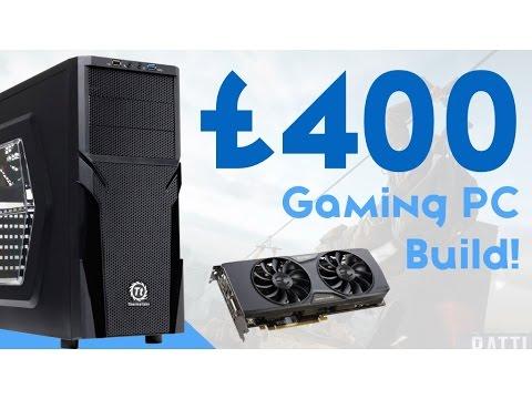 BEAST £400 GAMING PC BUILD 2016! [1080P ULTRA]