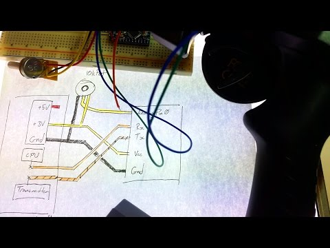 RC Transmitter Modifications