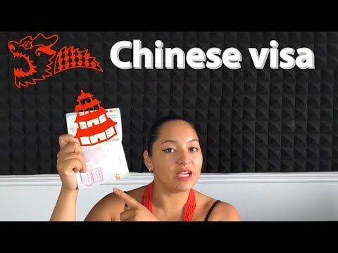Chinese Visa - where to apply for a Chinese visa in Toronto Ontario Canada