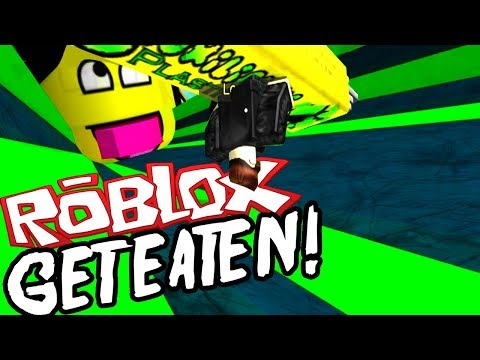 Twin Toys Plays Roblox:  Get Eatin