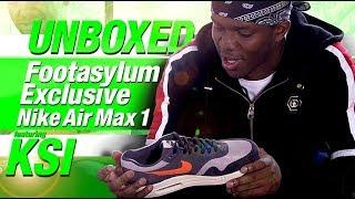 e5114774cf Unboxed: Footasylum Exclusive Air Max 1 ft. KSI, Yung Filly and Ediz