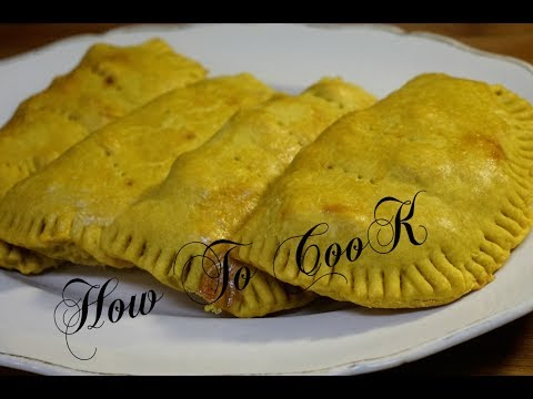 HOW TO MAKE THE BEST AUTHENTIC JAMAICAN CURRY CHICKEN PATTY RECIPE  RIGHT THE FIRST TIME 2017