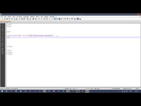 HTML5 Lesson-22. HTML Google Search Box