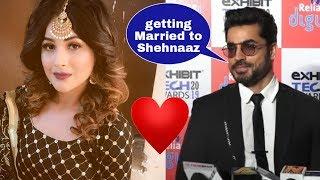 Wedding Bells : Gautam Gulati accounes Marriage with Shehnaaz Gill Asap she comes out of Biggboss