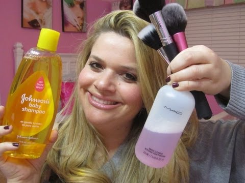 All About Brush Care: How To Clean Makeup Brushes / Easy and affordable