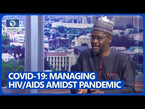 DG NACA:  How HIV AIDS Is Being Managed Amidst The COVID-19 Pandemic