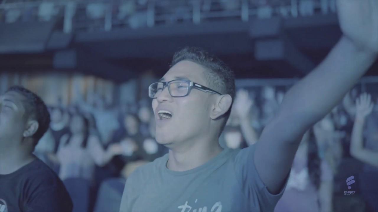 Funky - Justo A Tiempo, Contigo & Creo En Ti (Live) Explo Music Fest