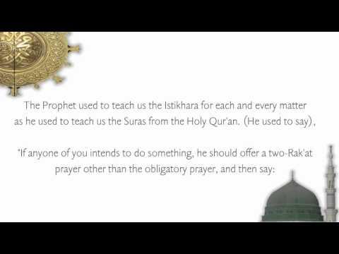 How to do Istikhara