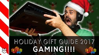 Best Tech Gifts For Gamers!