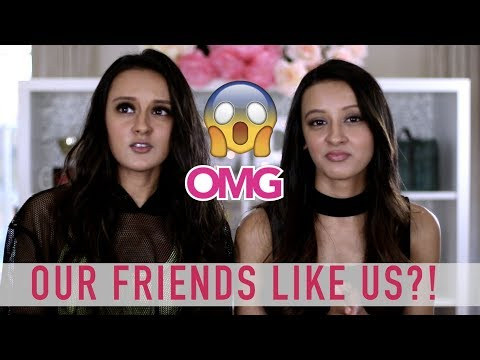Can GUYS and GIRLS JUST BE FRIENDS?! | Poonam&Priyanka