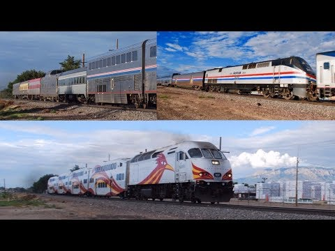 100 Subscriber Special: West of the West Private Railcar Trip Visits New Mexico + Railrunner Trains