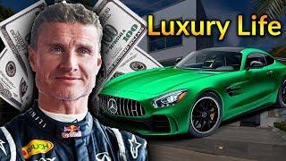 David Coulthard Luxury Lifestyle   Bio, Family, Net worth, Earning, House, Cars