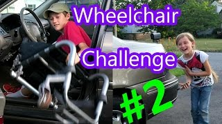 Wheelchair Car Transfer Challenge