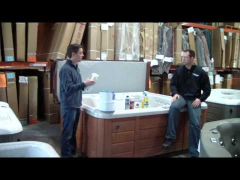 Hot Tub Spring Cleaning Tips