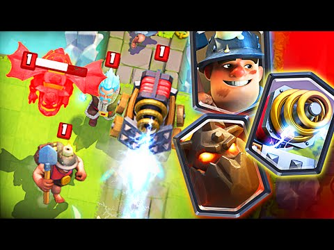 3 NEW LEGENDARIES! :: Clash Royale :: WTF IS SPARKY!?