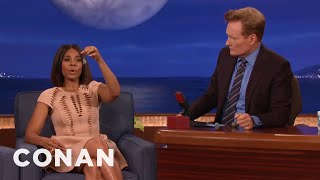 Download Regina Hall Strengthens Her Pelvic Floor With Eggs - CONAN on TBS Video