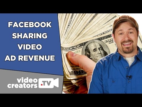 What?! Facebook now shares Video Ad Revenue with Creators
